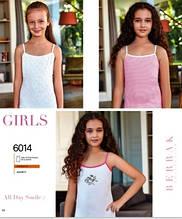 Набор детских маек для девочек 3 шт Berrak