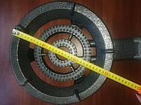 Газова чавунна плита 10 кВт з пьезоподжигом, фото 3