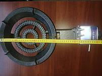 Газова чавунна плита 10 кВт з пьезоподжигом, фото 2