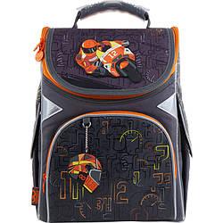 Рюкзак шкільний каркасний GoPack Education Go moto (GO21-5001S-12)
