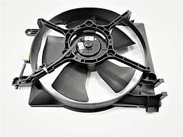 Вентилятор охлаждения (АС+) Матиз КАР Корея