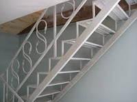 Купить лестницу металлическую