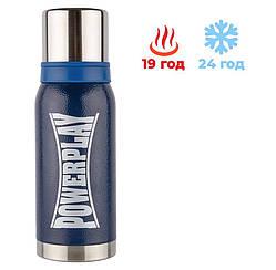 Термос PowerPlay 9001 Синій 1000 мл