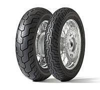 Мотошины Dunlop D404 130/90R16 67H (Моторезина 130 90 16, мото шины r16 130 90)