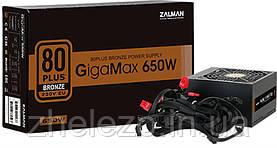 Блок питания Zalman ZM650-GVII 650W, фото 2