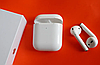 Наушники эпл Аирподс 2 белые . Люкс качество! Аирподсы, фото 8