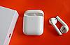 Наушники Airpods 2 White белые . Люкс качество!, фото 8