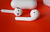 Наушники Apple Airpods 2 Белые. Люкс качество!, фото 6