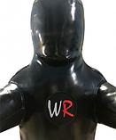 Манекен для боротьби з ногами 170см 35-40 кг ШКІРА, фото 3