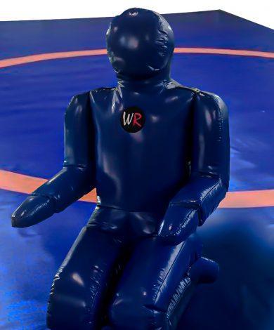 Манекен для джиу-джитсу BJJ грэпплинг 20-22 кг ПВХ