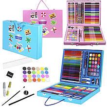 Набор для рисования 122 Цветной Праздник, 122 предмета