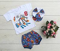 """Дитячий костюм """"Ванятко 2"""" 74-80 і 86-92 см"""