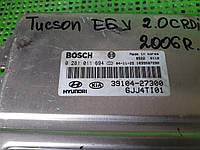 0281011694 Блок управління двигуном для Hyundai Tucson 2.0 CRDI, фото 1