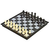 Набор игр Шахматышашкинарды 3 в 1 ZELART Дорожные пластиковые магнитные Доска 20x 20см (SC54810)