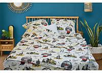Комплект постельного белья двухспальный Вилюта Ранфорс 19022, фото 1