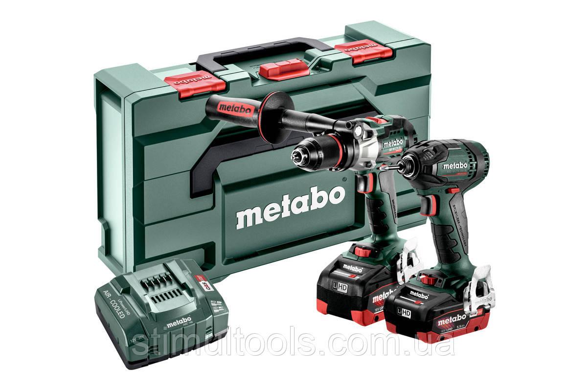 Комплект Metabo Combo Set  2.1.15 18 V BL