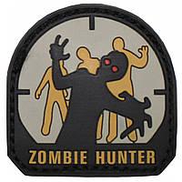 "Нашивка патч 3D MFH ""Zombie Hunter"""