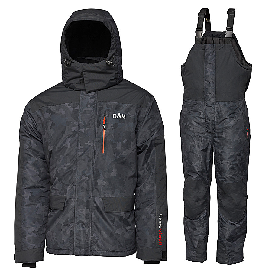 Костюм зимний DAM Camovision Thermo куртка+полукомбинезон  M