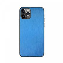 Пленка для звщиты корпуса смартфона Синий Металик