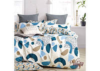 Комплект постельного белья Двухспальный Сатин Twill 517, фото 1