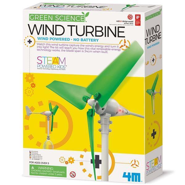 Набор для исследований 4M Ветрогенератор (00-03378)