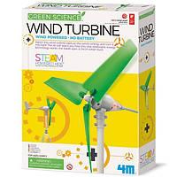 Набор для исследований 4M Ветрогенератор (00-03378), фото 1