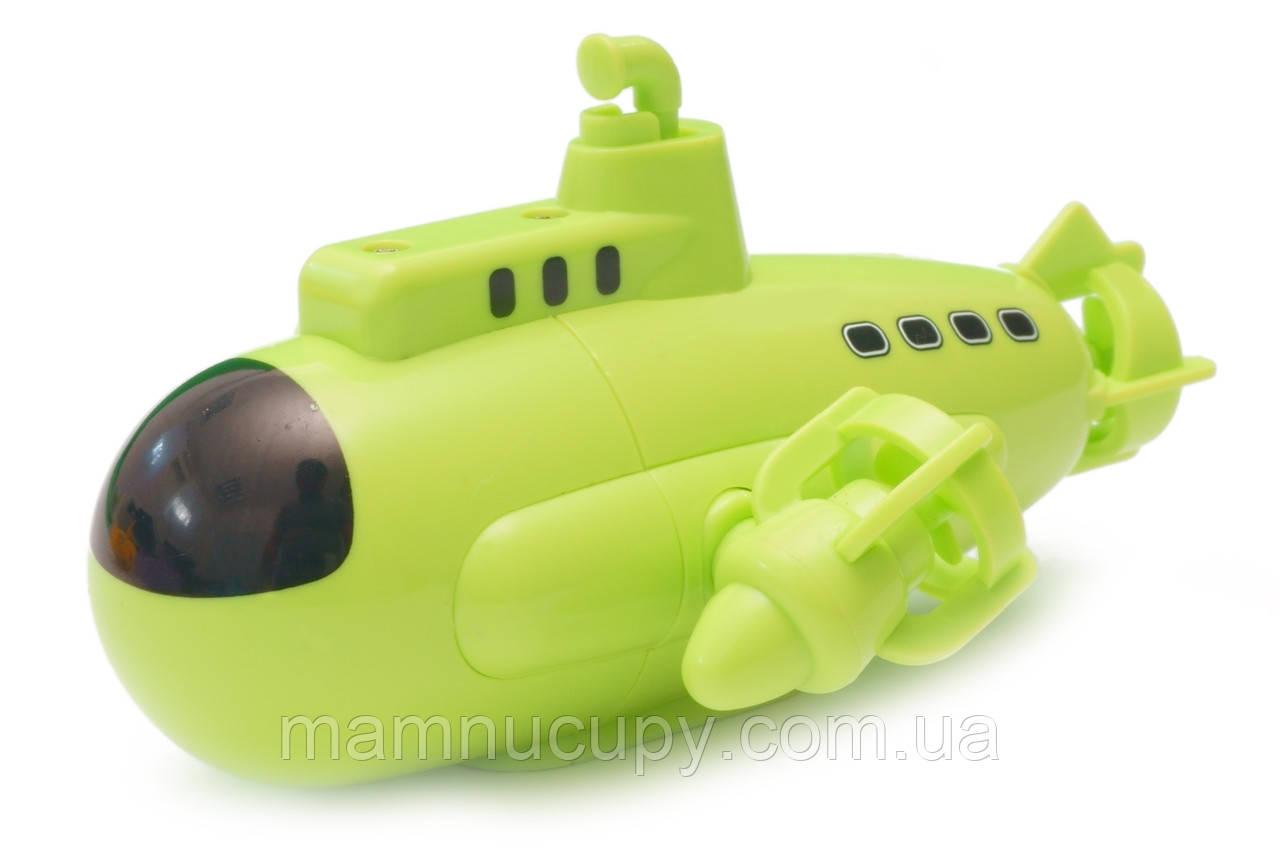 Підводний човен на радіокеруванні GWT 3255 (зелений)