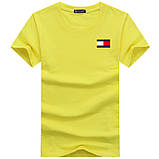 Чоловіча футболка у стилі Tomy томмі хілфігер, фото 5