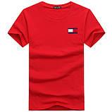 Чоловіча футболка у стилі Tomy томмі хілфігер, фото 9