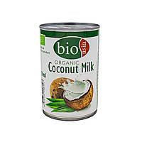 Органічне кокосове молоко 68% BIO ASIA 400 мл