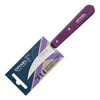 Нож для чистки овощей Opinel №114 фиолетовый (001924), фото 1