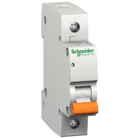 Автоматический выключатель ВА63 1П 16A C Schneider Electric EZ9F34116