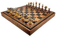 """Подарочный набор Italfama """"Mignon Fiorito"""" (шахматы, шашки, нарды)"""