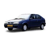 Renault 19 хэтчбек II (1992 - 2001)
