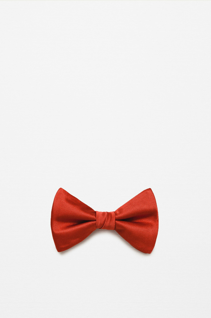 Бабочка Zara красная M (7347 402 600)