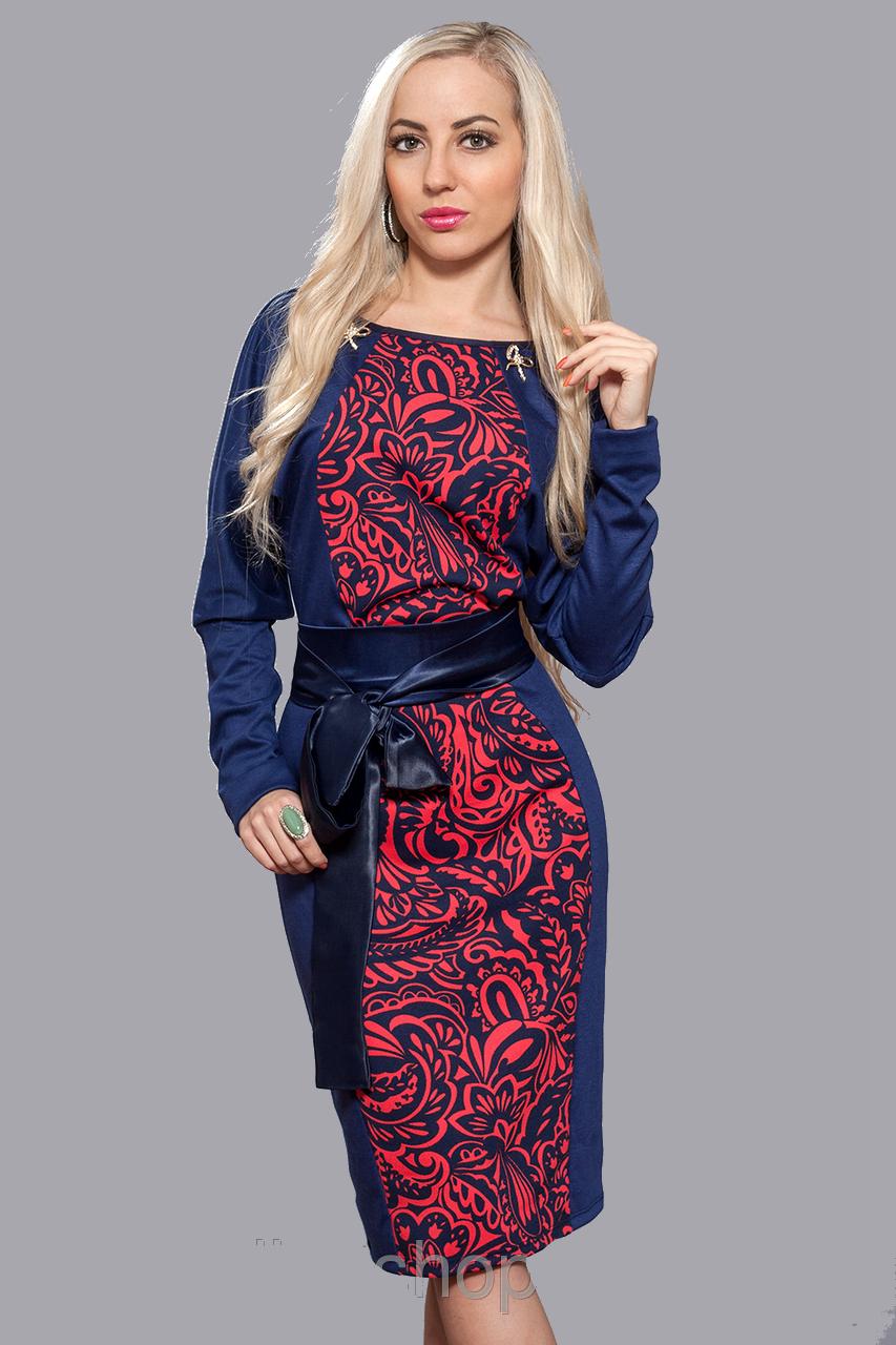 Платье женское модель №213-3,р-ры 48,50,52