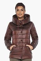 Куртка Braggart каштановая женская осенне-весенняя модель 61030
