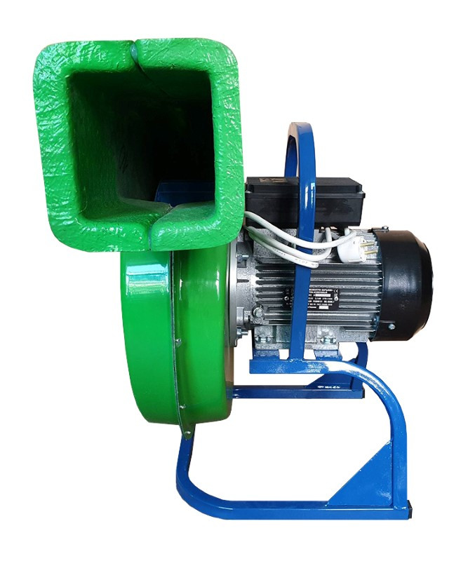 Вентилятор центробежный для батутов (аттракционов) ВЦБ - 2,2 кВт