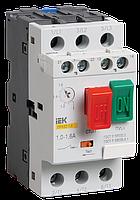 Пускач ручної кнопковий ПРК32-18 In=18A Ir=13-18A 660В IEK