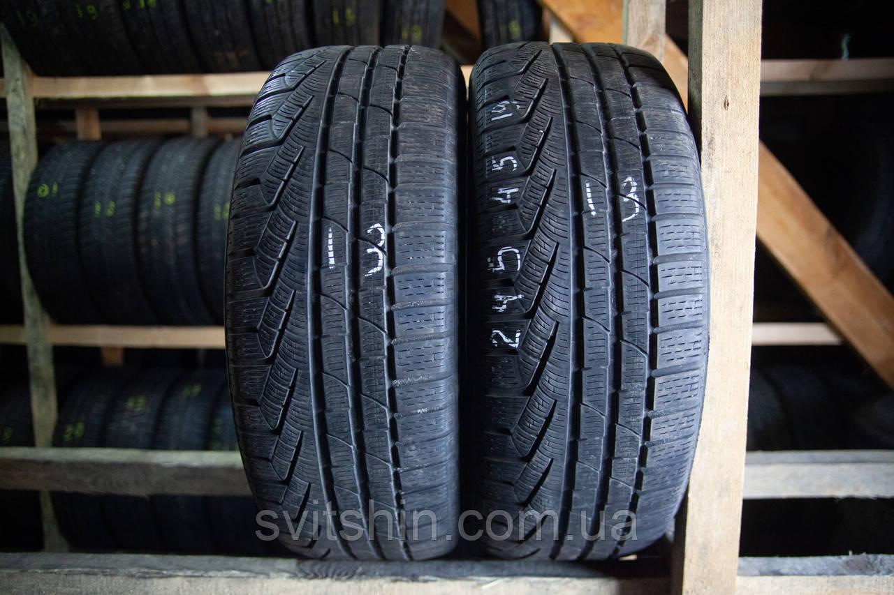 Зима 245/45R19 102V Pirelli Sottozero 5мм 2шт