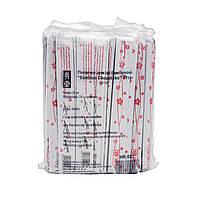 Китайські палички бамбукові в індивідуальній упаковці 100 шт