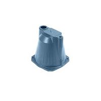 """Запасні частини Насоси плюс обладнання Корпус насосної камери (""""Насоси+"""" JET80B/JET110B-A05/021)"""