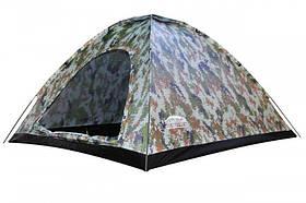 Палатка 4х местная KILIMANJARO SS-06Т-102-3 4м