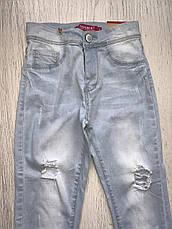 Джинсові брюки для дівчаток оптом, Grace , 140-170 рр., фото 2