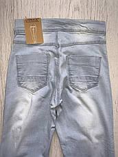 Джинсові брюки для дівчаток оптом, Grace , 140-170 рр., фото 3