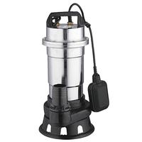 Дренажно-фекальные электронасосы Насосы плюс оборудование Дренажно-фекальный электронасос VS750F