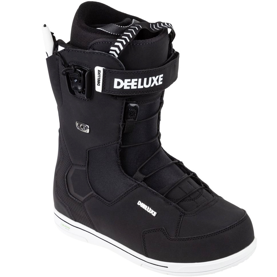 Ботинки сноубордические DEELUXE ID 7.1 PF (black)