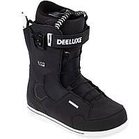 Ботинки сноубордические DEELUXE ID 7.1 PF (black), фото 1