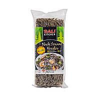Локшина пшенична з чорним кунжутом Bali Kitchen 200 г
