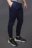 Штаны карго брюки мужские весенние осенние качественные синие Intruder
